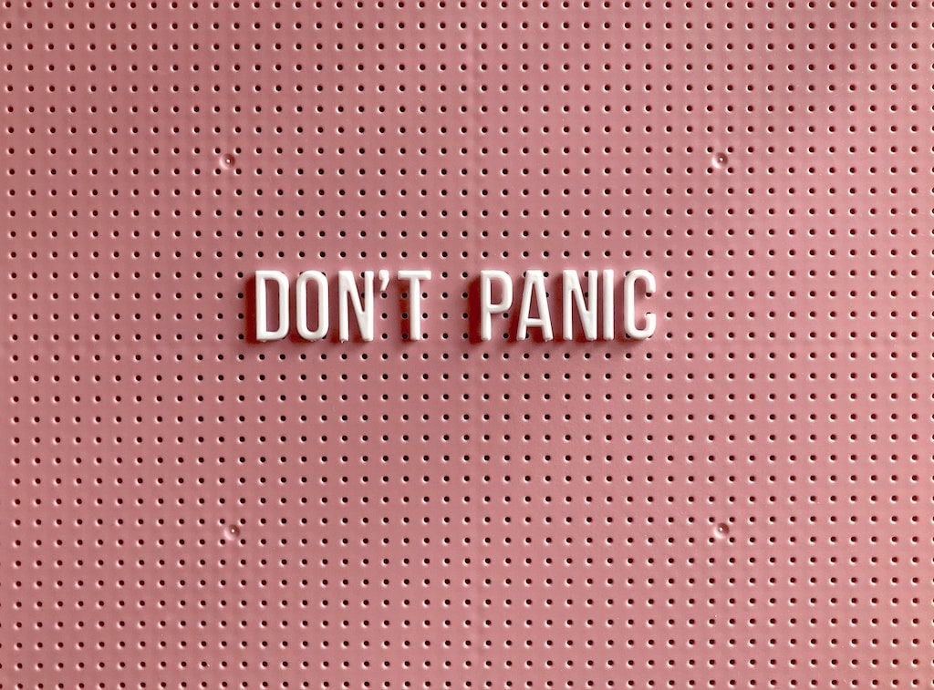 Don't Panic! Keep Calm and Think Long-Term